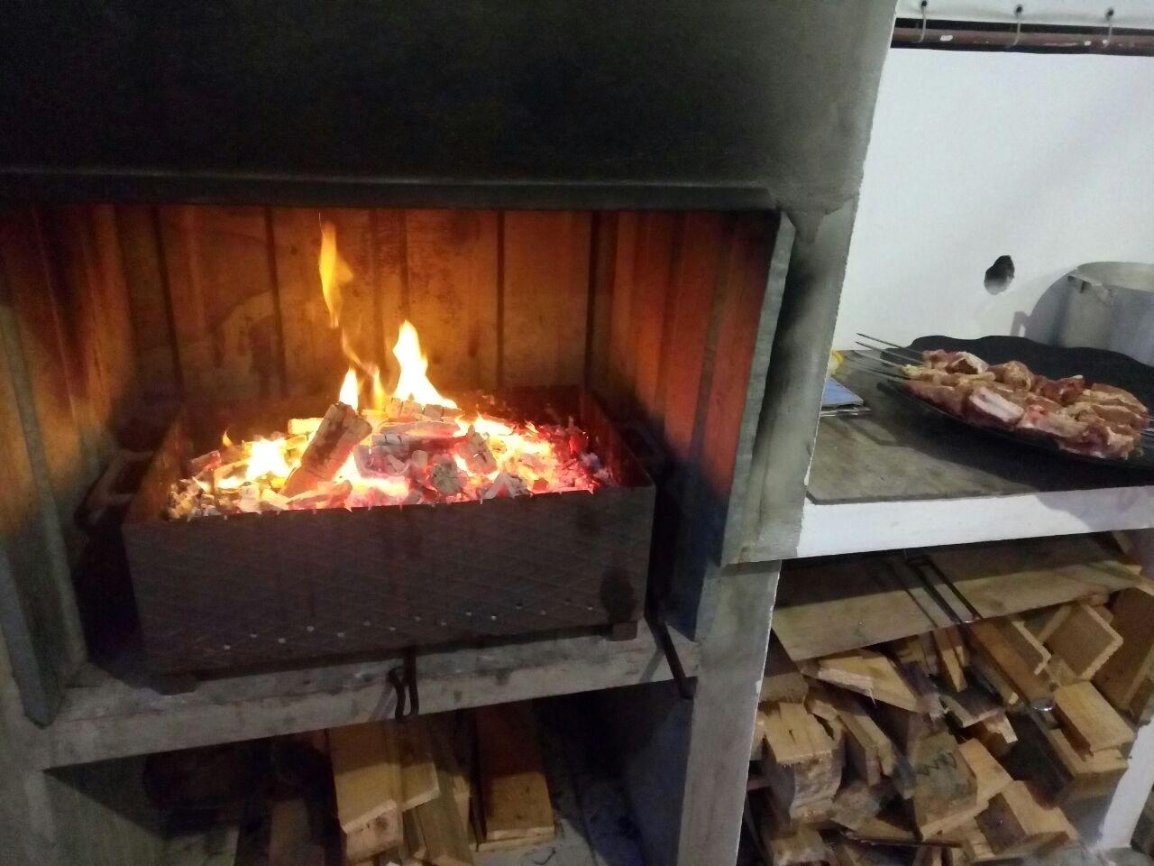 Угли готовы