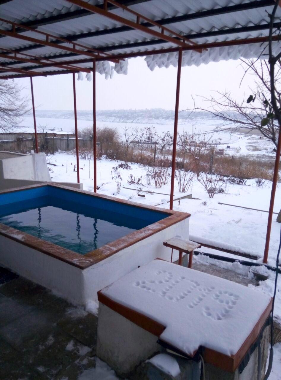 Бассеин зима 2019